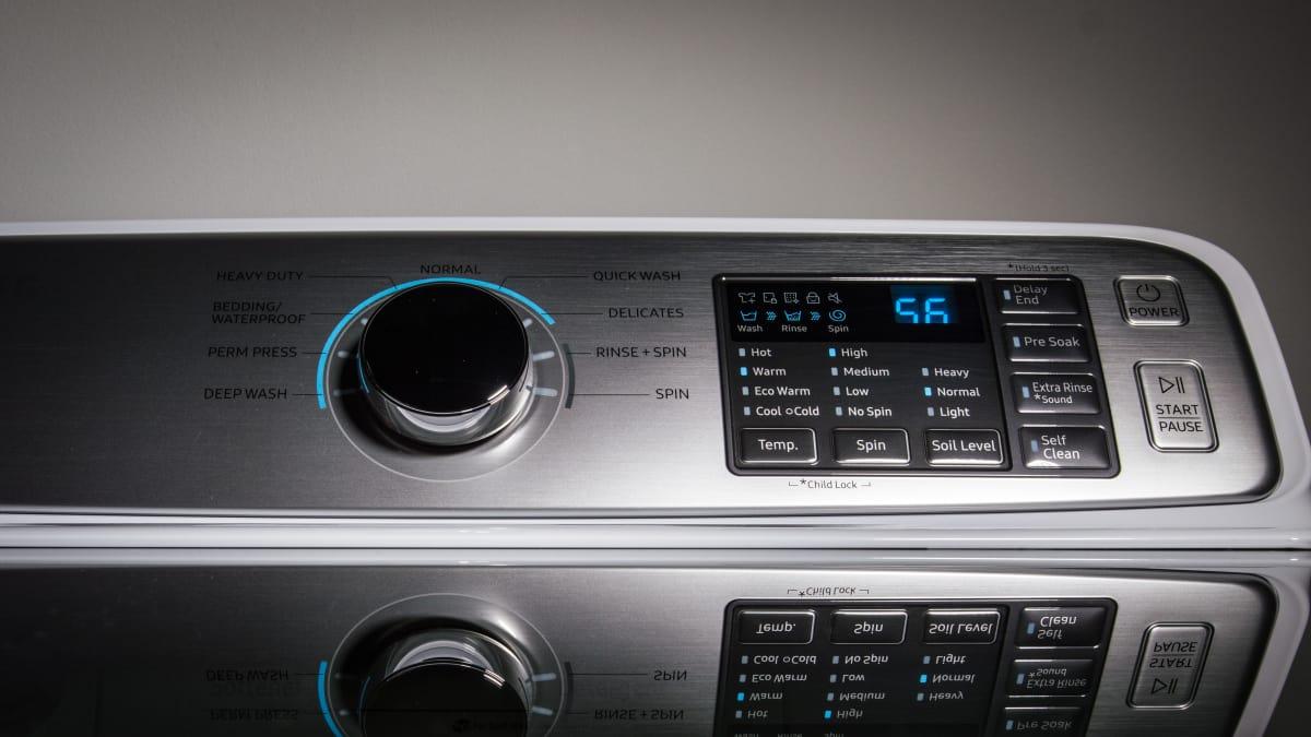 Samsung Wa45m7050aw Washing Machine Review Reviewed Com