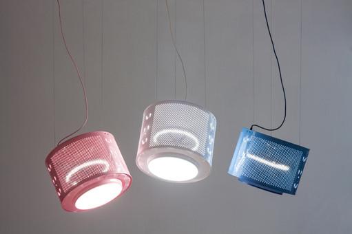 Drum Lamps 2