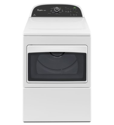 Product Image - Whirlpool WED5810BW