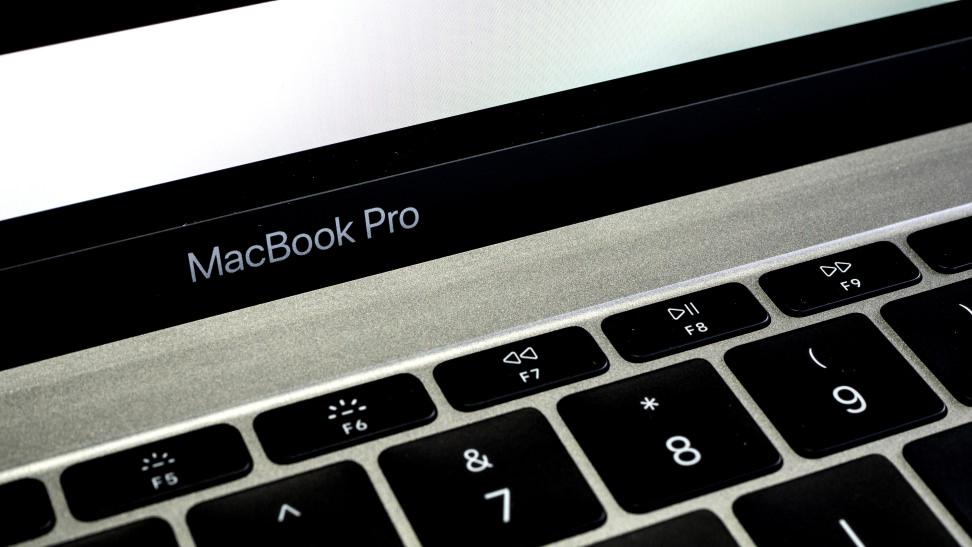 Apple MacBook Pro Logo
