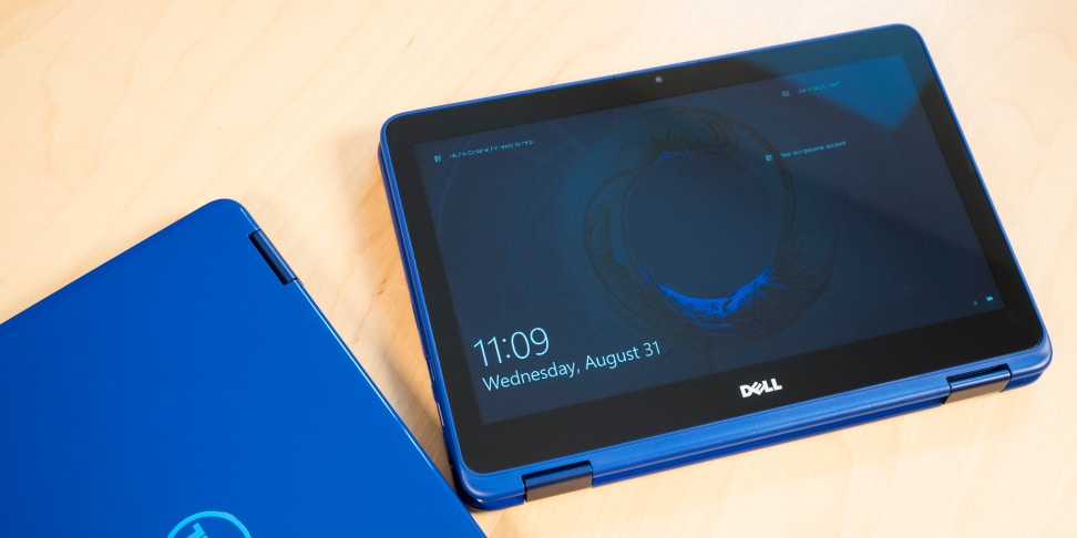 Dell Inspiron 11 3000 Tablet Mode