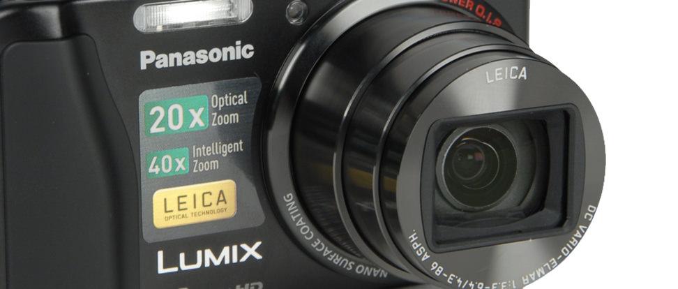 Product Image - Panasonic Lumix DMC-ZS20