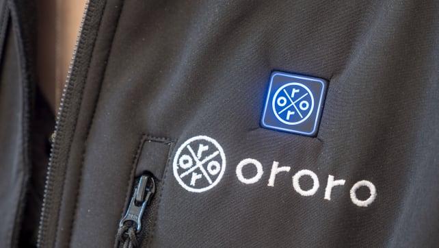 Ororo heated jacket
