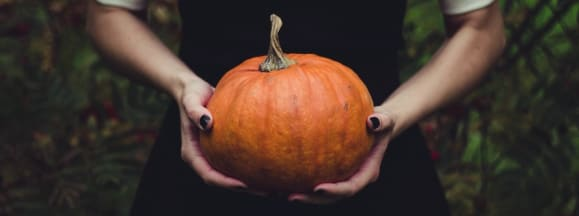 Pumpkin hero