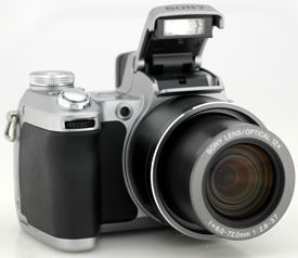 Product Image - Sony Cyber-shot DSC-H1