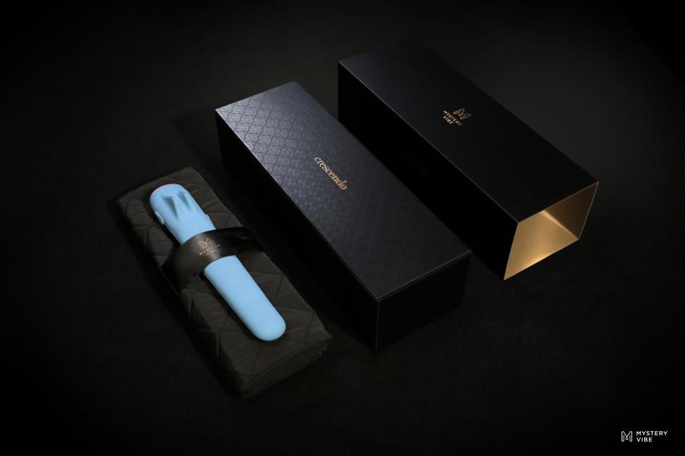 MysteryVibe Crescendo Smart Vibrator
