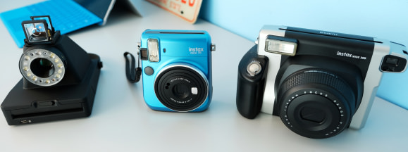 Instant camera tbrn hero