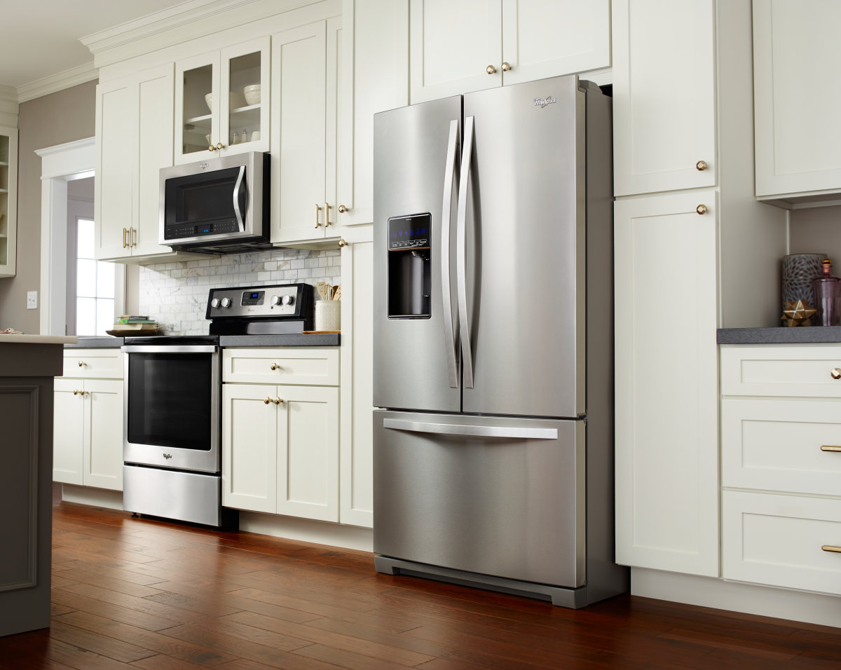 Stainless Steel Appliances Are More Popular Than Ever But