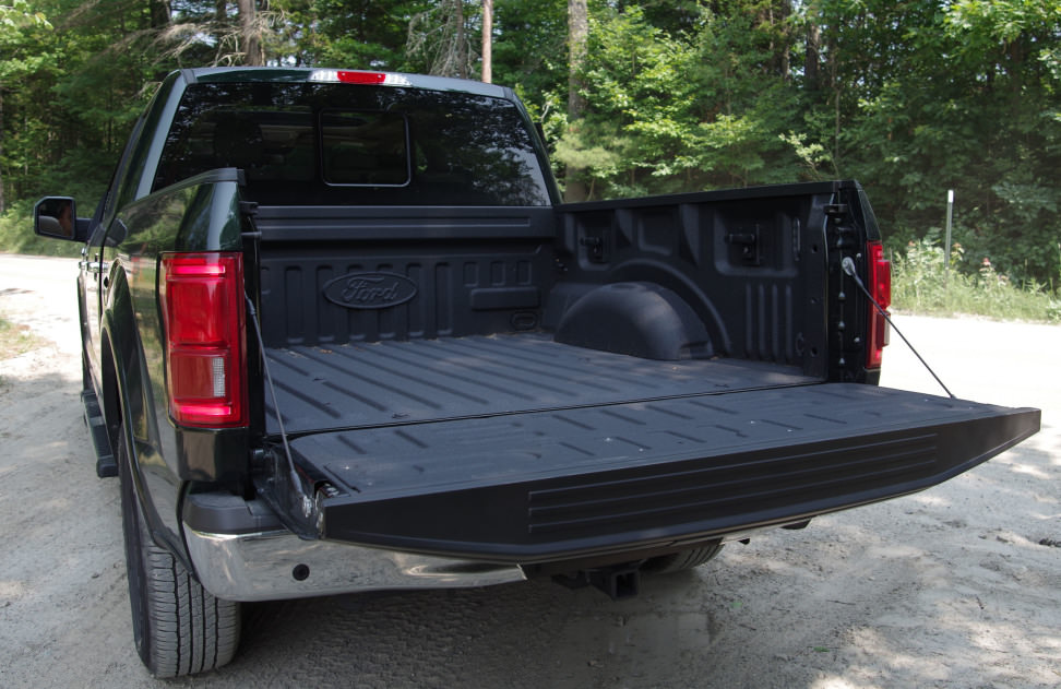 Ford F-150 Bed