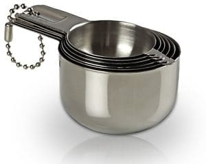 Product Image - Bellemain Stainless Steel Measuring Cup Set