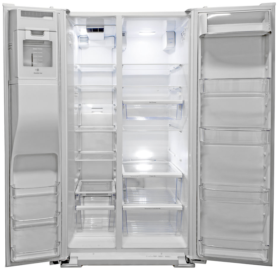 How To Level A Kenmore Refrigerator Kenmore 51132 Refrigerator Review Reviewedcom Refrigerators