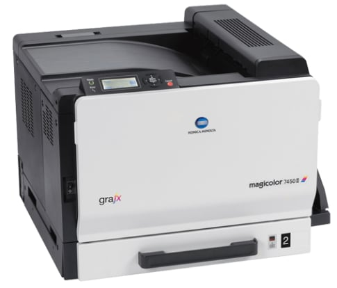 Product Image - Konica Minolta  magicolor 7450 II grafx