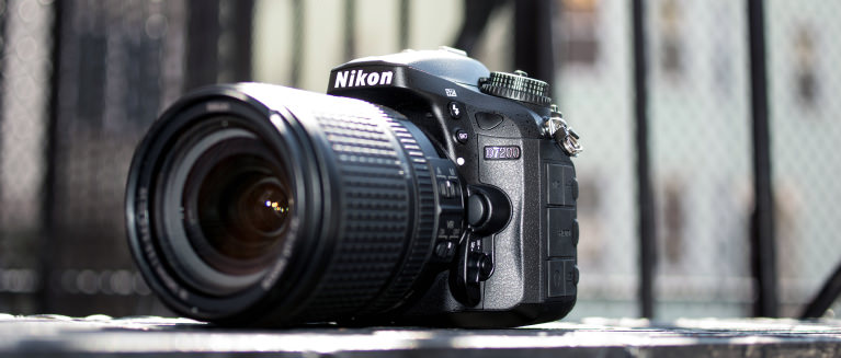 Nikon d7200 review hero