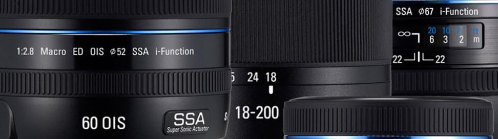 Samsung Lens Detail