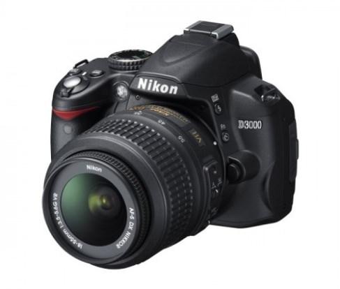 Product Image - Nikon D3000