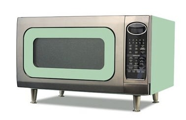 Big Chill microwave
