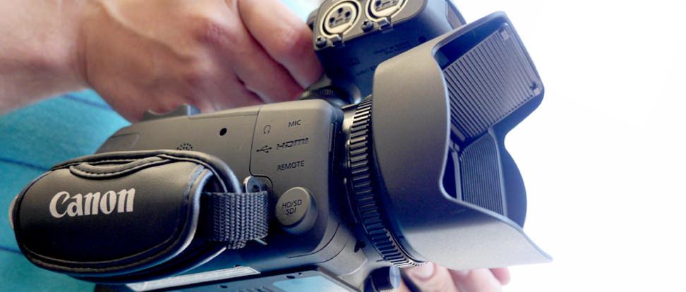 Product Image - Canon XA25