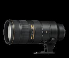 Product Image - Nikon AF-S Nikkor 70-200mm f/2.8G ED VR II