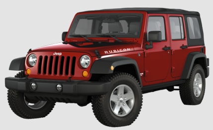 Product Image - 2012 Jeep Wrangler Unlimited Rubicon