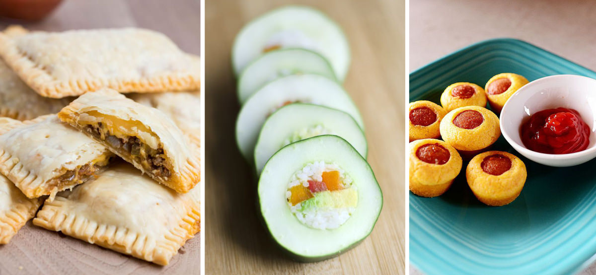 The 10 Most Popular Kids Lunch Recipes On Pinterest