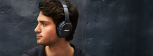 Soundlink ii headphones hero