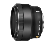 Product Image - Nikon 1 Nikkor 32mm f/1.2