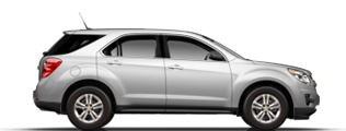 Product Image - 2012 Chevrolet Equinox 1LT FWD