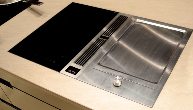 The Next Big Trend In Kitchen Design Downdraft