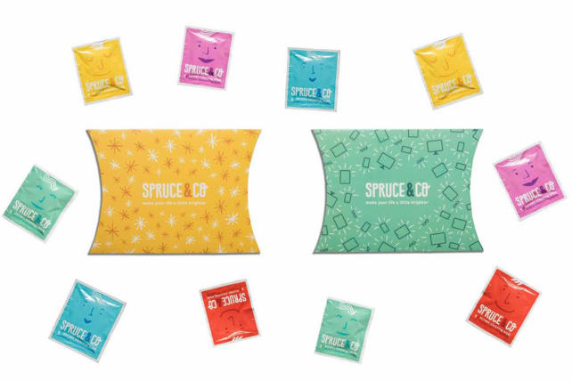 Spruce and Co Wipes