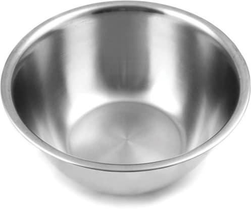 Product Image - Fox Run 4.25-Quart Stainless Steel Mixing Bowl