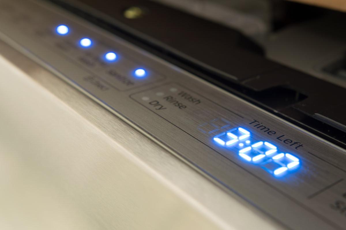 Samsung Dw80k7050us Dishwasher Review Reviewed Com