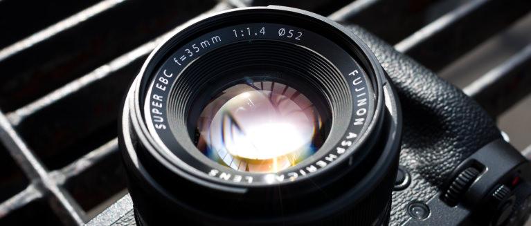Fujifilm xf35 hero