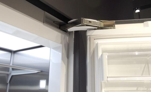 Fisher & Paykel column fridge hinge
