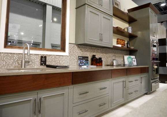 Bertch cabinets, Dupont Zodiaq countertop