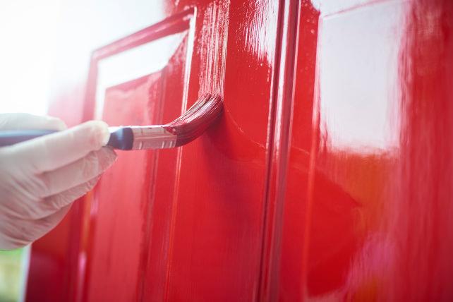 Paint-a-door
