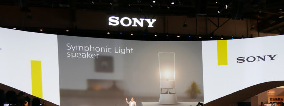 Sony light speaker 2