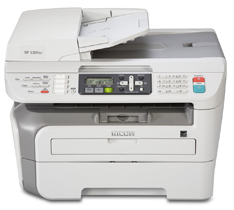 Product Image - Ricoh  Aficio SP 1200SF