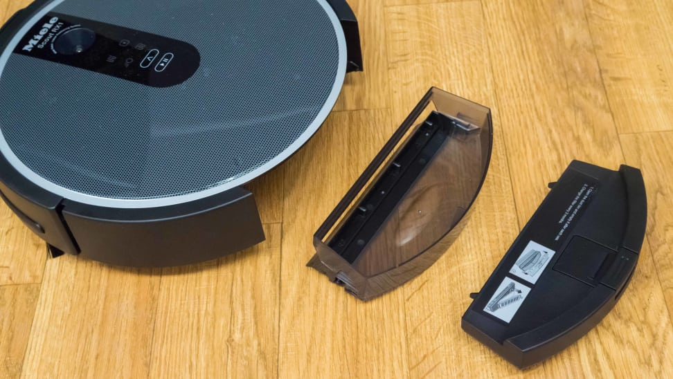 Miele Scout Rx1 Robot Vacuum Cleaner Review Reviewed Com