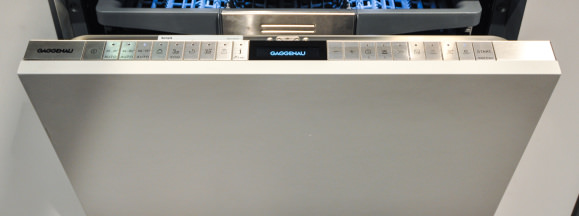 Gaggenau dishwasher speed oven hero 2