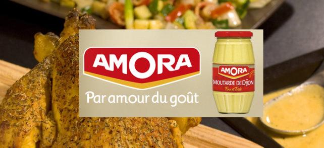 Amora Mustard