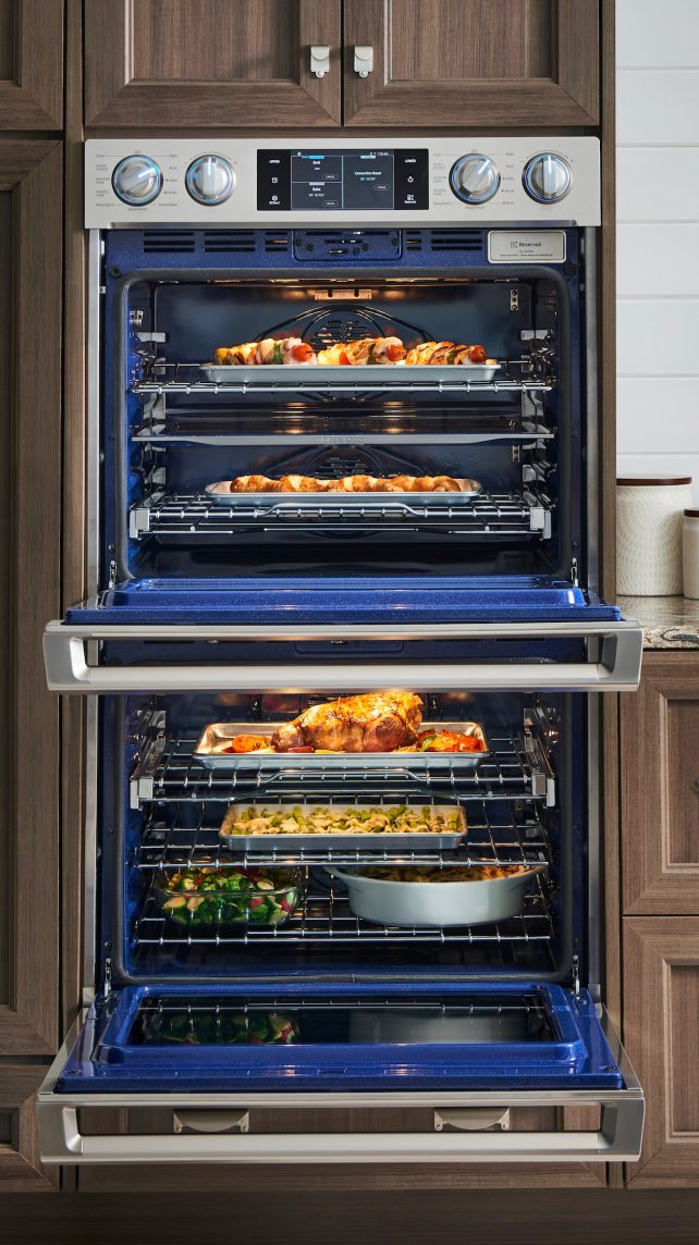 Samsung Triple Wall Oven