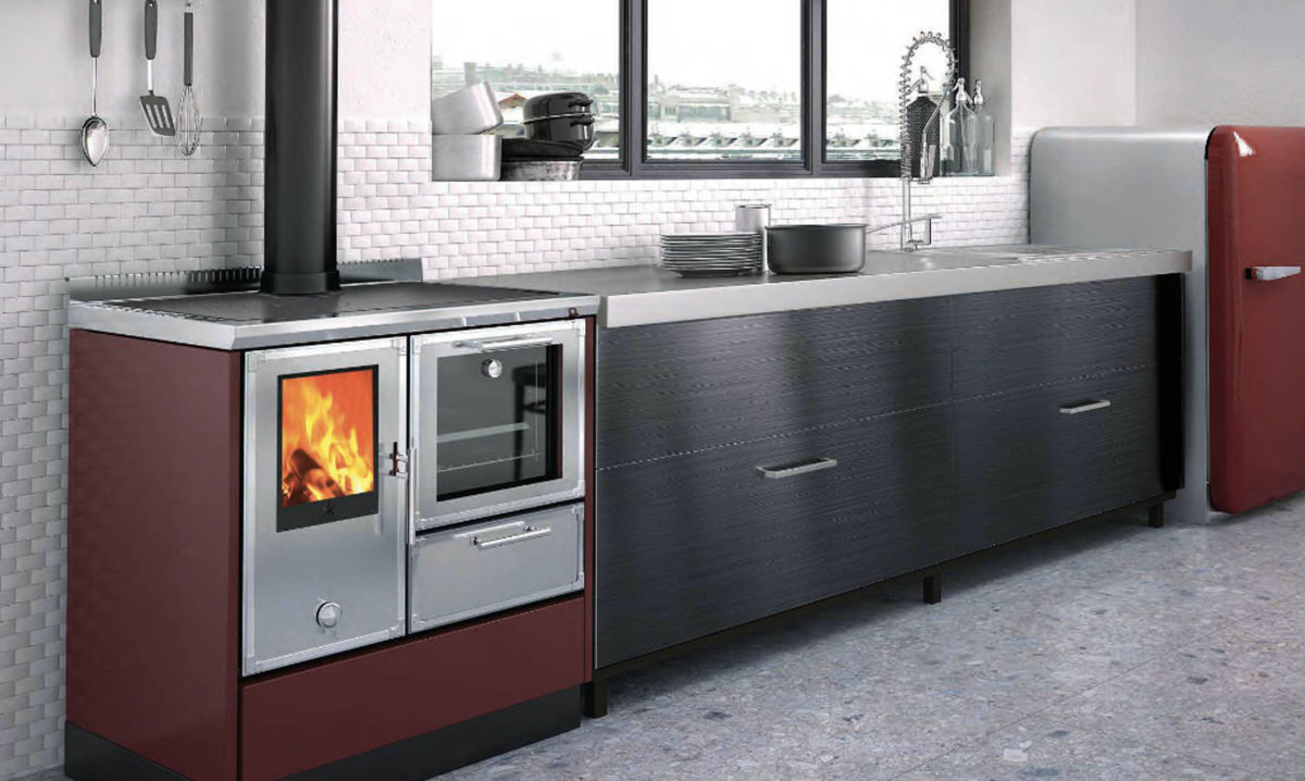 - Would You Put A Wood-fired Oven In Your Kitchen? - Reviewed.com Ovens