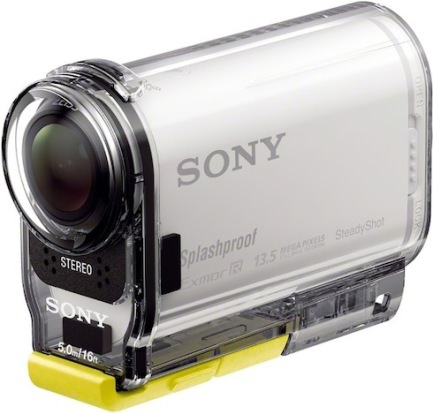 Product Image - Sony Handycam HDR-AS100V