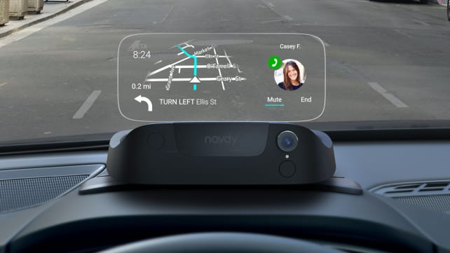 Navdy – Heads Up Display & GPS Navigation