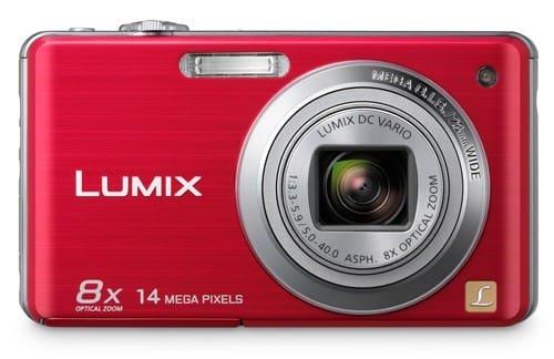 Product Image - Panasonic Lumix DMC-FH20