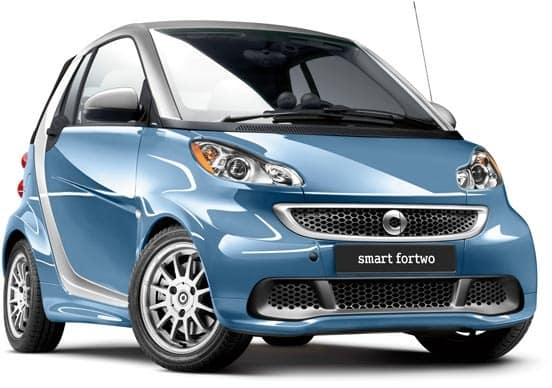 Product Image - 2013 smart Passion Coupe