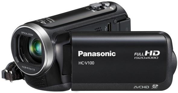 Product Image - Panasonic HC-V100