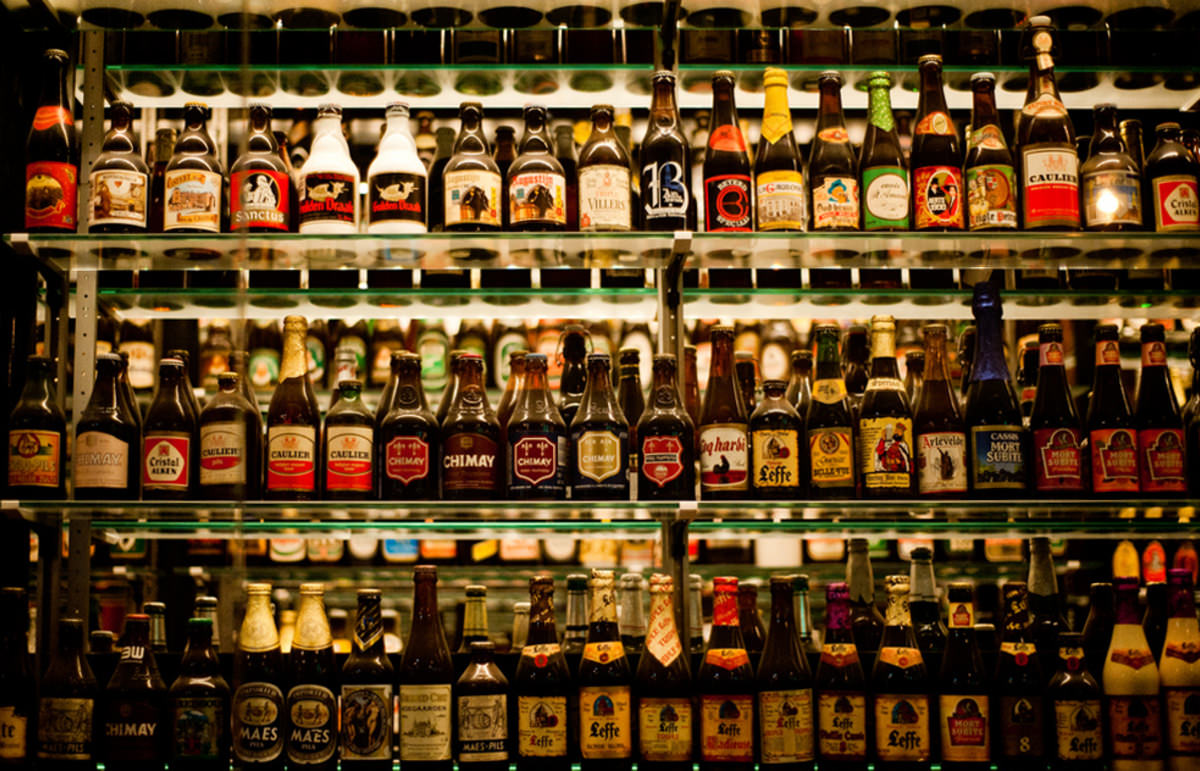 Brown Bottles And Tall Tales 7 Myths About Storing Beer