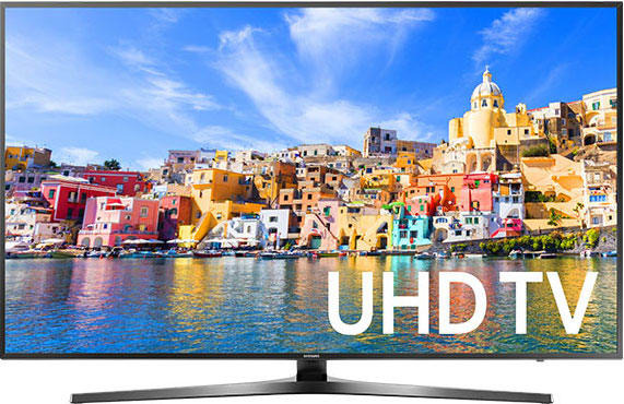 Product Image - Samsung UN43KU7000FXZA