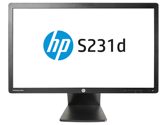 Product Image - HP S231d